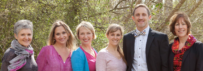 Victoria Family Chiropractic Staff