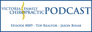 Victoria Family Chiropractic Podcast EP 9 Victoria BC