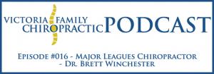 Victoria Family Chiropractic Podcast EP 16 Victoria BC