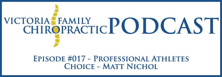 Victoria Family Chiropractic Podcast EP 17 Victoria BC