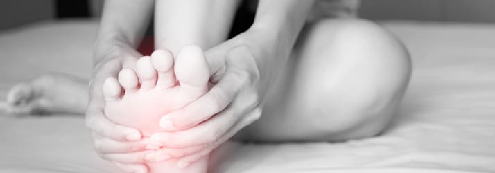 Foot Pain and What to Do About It Victoria BC