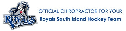 Official Chiropractor for Your Royals South Island